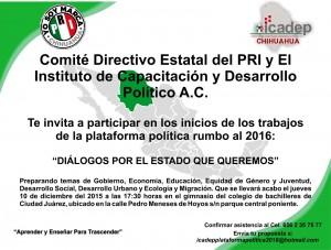 Invitacion ICADEP